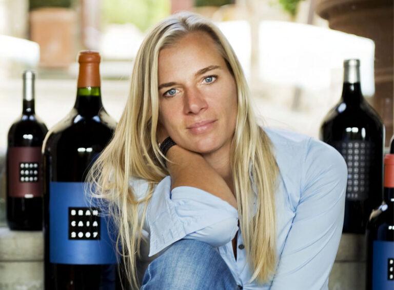 Die Herausforderungen einer Weinmacherin