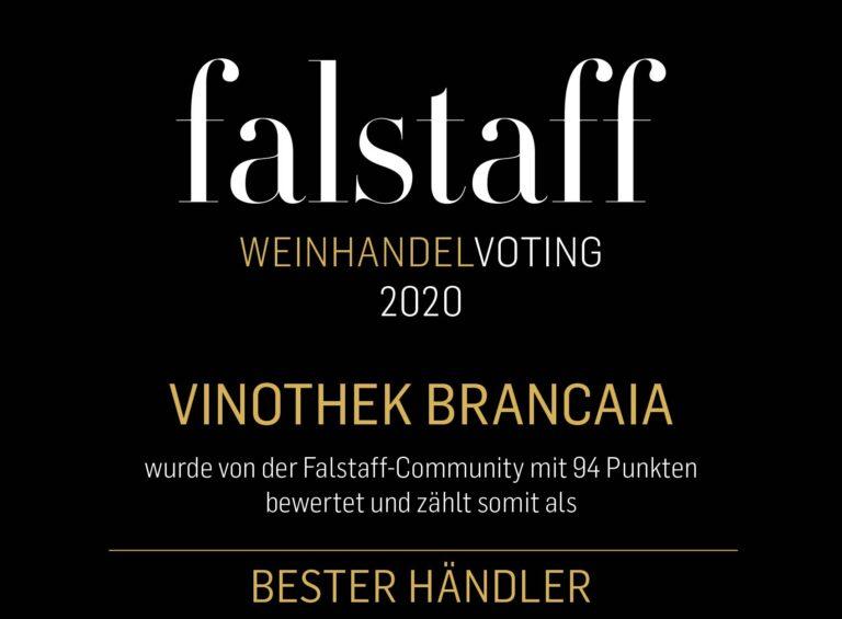 Beste Weinhandlung 2020